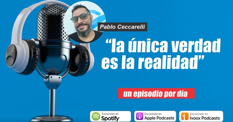 Los podcast editoriales de Pablo Ceccarelli